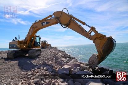 IMG_4442 Work on Puerto Peñasco Home Port resumes
