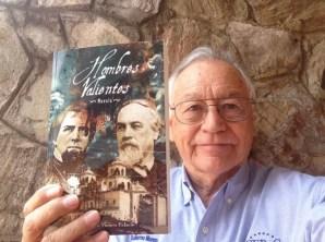 "hombres-valientes-630x472 Guillermo Munro Palacio publishes novel ""Hombres Valientes"""