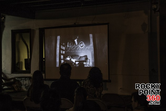 CineMartes – Tuesday night Art flick @ Cafe Puerto Viejo (across from Thrifty in Old Port)