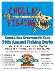 cholla-fishing Make it Memorable!  Rocky Point Weekend Rundown!