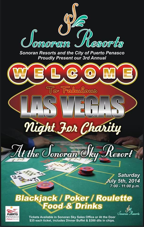 sonoran-casino-night Sonoran Resorts Casino Charity Night July 5