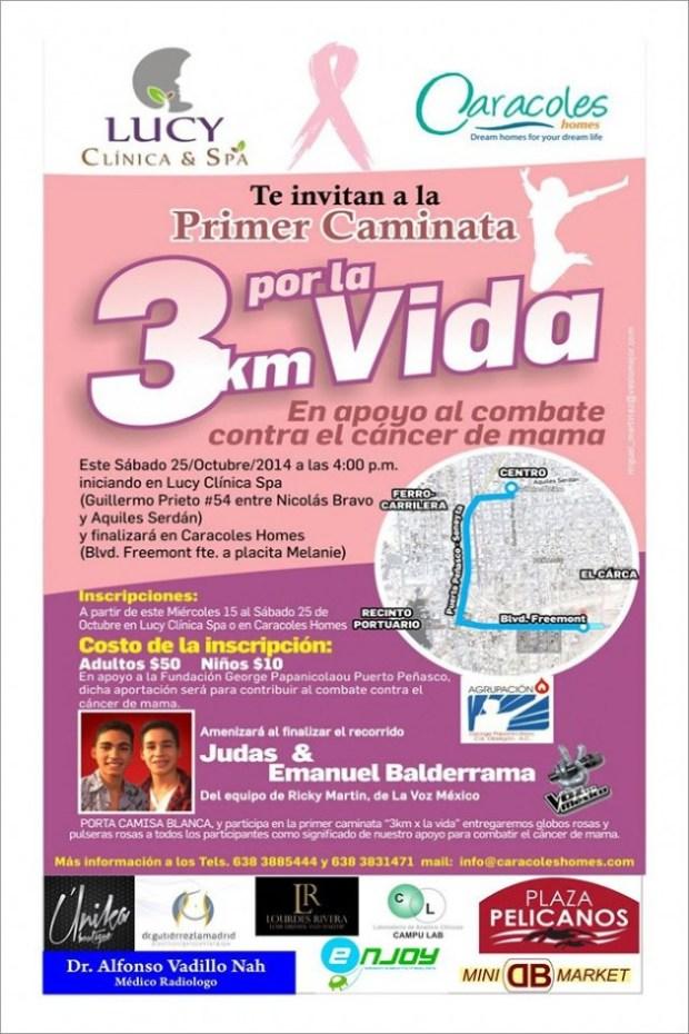 oct25-caminata-cancer-630x945 3KM  Cancer Walk  Oct 25