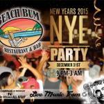 new-years-beachbum Rocky Point holiday New Year Rundown