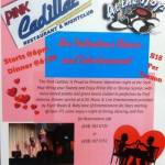 pink-cadillac Valentine's Day options in Rocky Point