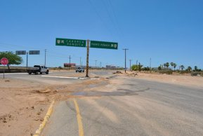 inician-puente-2 New overpass to provide added safety along highway