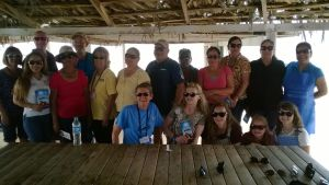 rotary Service above Self on the Sea of Cortez