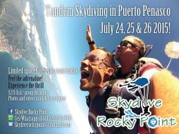 skydive-rp Mid-Summer Rocky Point Rundown!