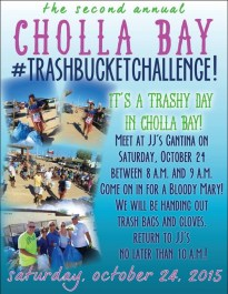 cholla-bay-oct-challenge-630x815 Cycle, Walk, or Ride for a cause!  Rocky Point Weekend Rundown!