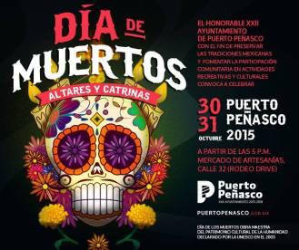 Día de Muertos Puerto Peñasco 2015  (1)