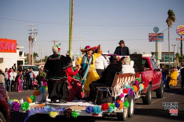 Desfile-Revolucion-Mexicana-2015-014 Aniversario de la Revolución, Puerto Peñasco 2015