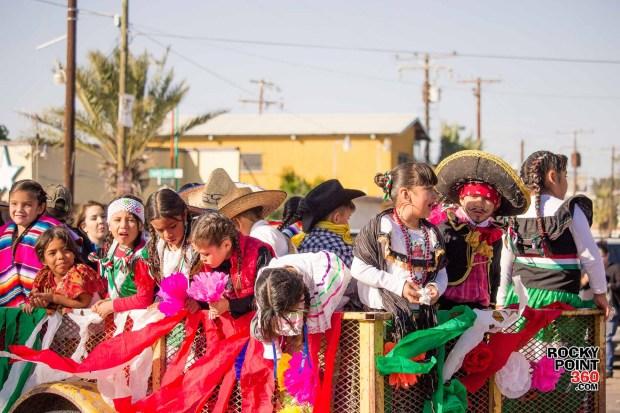 Desfile-Revolucion-Mexicana-2015-021 Aniversario de la Revolución, Puerto Peñasco 2015