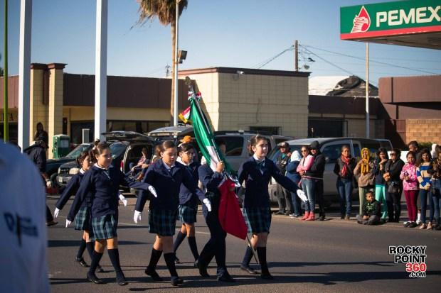 Desfile-Revolucion-Mexicana-2015-031 Aniversario de la Revolución, Puerto Peñasco 2015