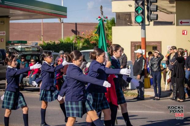 Desfile-Revolucion-Mexicana-2015-032 Aniversario de la Revolución, Puerto Peñasco 2015