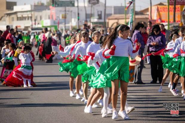 Desfile-Revolucion-Mexicana-2015-036 Aniversario de la Revolución, Puerto Peñasco 2015