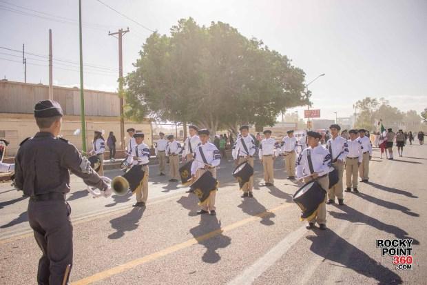 Desfile-Revolucion-Mexicana-2015-051 Aniversario de la Revolución, Puerto Peñasco 2015
