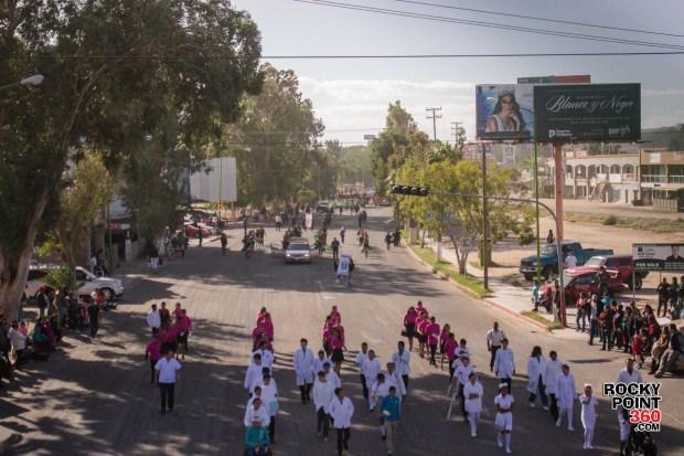 Desfile-Revolucion-Mexicana-2015-055 Aniversario de la Revolución, Puerto Peñasco 2015