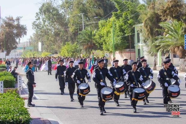 Desfile-Revolucion-Mexicana-2015-058 Aniversario de la Revolución, Puerto Peñasco 2015