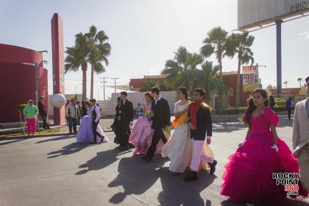 Desfile-Revolucion-Mexicana-2015-059 Aniversario de la Revolución, Puerto Peñasco 2015