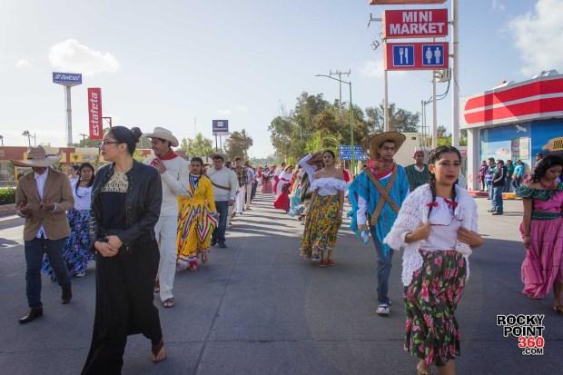 Desfile-Revolucion-Mexicana-2015-061 Aniversario de la Revolución, Puerto Peñasco 2015