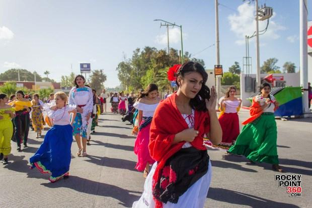 Desfile-Revolucion-Mexicana-2015-063 Aniversario de la Revolución, Puerto Peñasco 2015