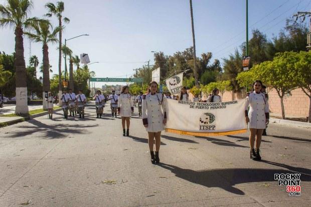Desfile-Revolucion-Mexicana-2015-098 Aniversario de la Revolución, Puerto Peñasco 2015