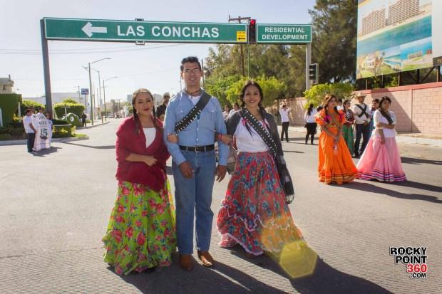 Desfile-Revolucion-Mexicana-2015-102 Aniversario de la Revolución, Puerto Peñasco 2015