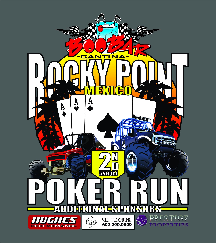 Highway 61 poker run