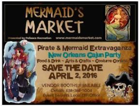 pirate-mermaid-ap2 #RPSB2016 WK 1  Rocky Point Weekend Rundown!