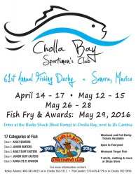 CBSC-61st-Derby-Poster-2016-927x1200 Tee up! Rocky Point Weekend Rundown!