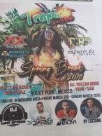 tropics-e1456955158257 #RPSB2K16  Wk2! Rocky Point Weekend Rundown!