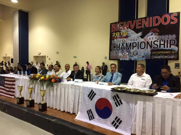 TKD-abril2 Peñasco hosts International Tae Kwon Do Tournament