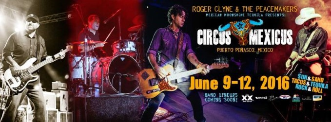 circus2016-2 ¡Viva! 5 de mayo Rocky Point Weekend Rundown!