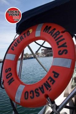 DelMarCharters-1 No lleves vestido a un Speed boat.