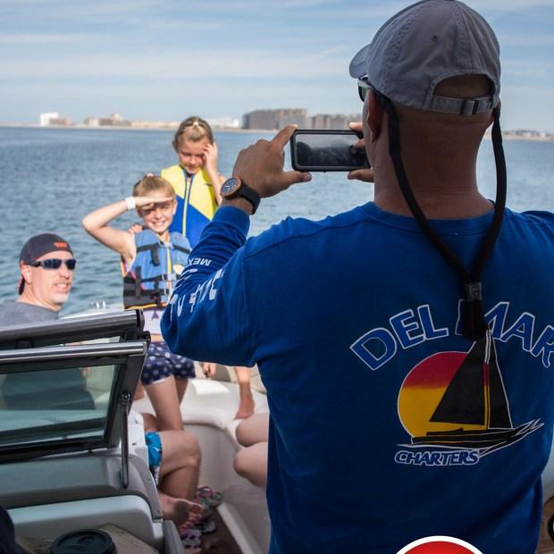 DelMarCharters-3 Don't wear a dress on a speed boat: Venture to Bird Island (Part III)
