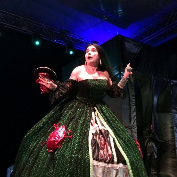 astrid-hadad-1 Families delight in XLIV International Cervantino Festivities in Puerto Peñasco