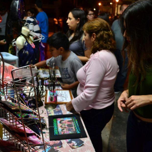 cervantino-oct2016-17 Families delight in XLIV International Cervantino Festivities in Puerto Peñasco