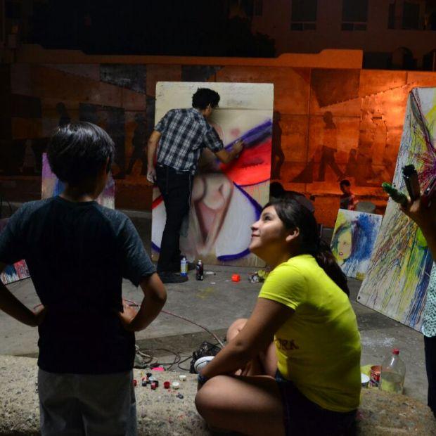 cervantino-oct2016-19 Families delight in XLIV International Cervantino Festivities in Puerto Peñasco
