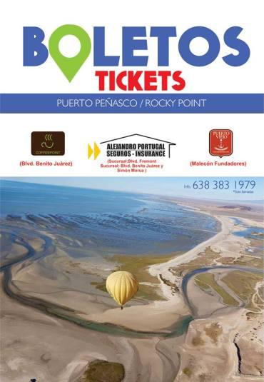 ruta-del-globo-boletos ¡Festival del Globo en Puerto Peñasco! 24 al 26 de feb.2017