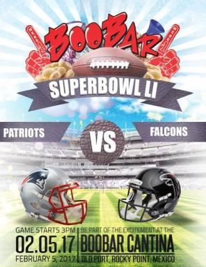 boo-superbowl Leave it on the field. Rocky Point Weekend Rundown!