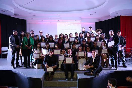inba-2 Fine Arts Initiation program graduates First Class