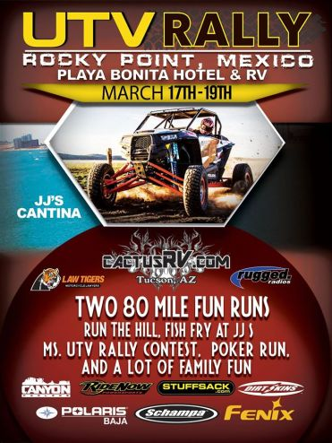 utv-march2017 ¡Carnaval! Rocky Point Weekend Rundown!