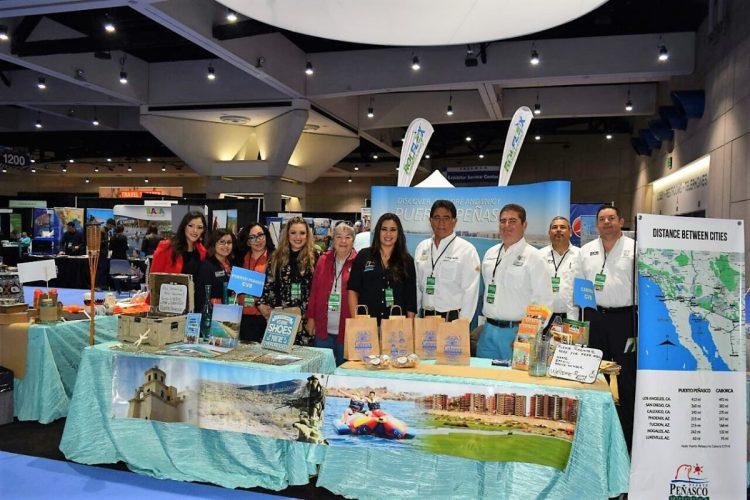 OCV-expo-San-Diego-2017-2-1200x800 Excellent Participation of Puerto Peñasco at San Diego Travel & Adventure Show