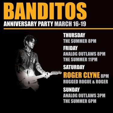 banditos-march-anniv RP SB2017.  Rocky Point Weekend Rundown!