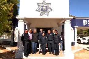 police-parks-rec-2 Readying for Semana Santa. RockyPoint360 NewsWrap.