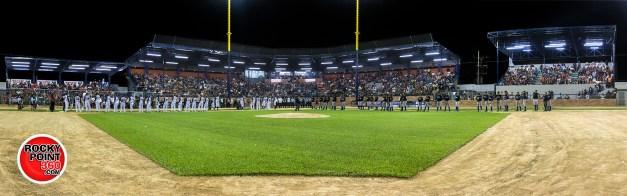 tiburones-opener-2017-31 Play Ball! Tiburones 2017 opener at remodeled stadium!