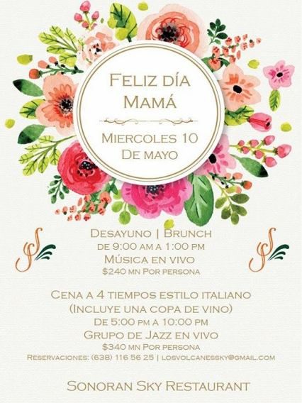 son-sky-dia-madres Even more ideas for Mother's Day!