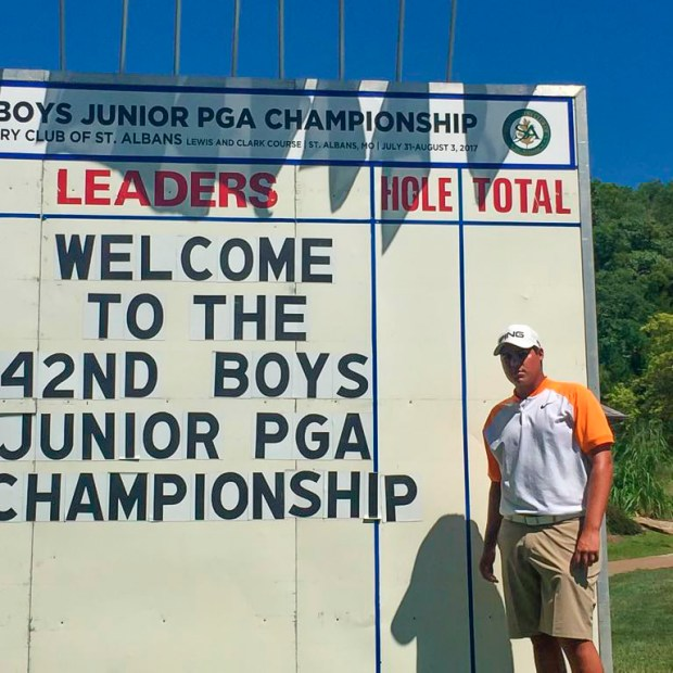 Alejandro-de-Zavala-2 Janos @ 42nd Boys Junior PGA Championship
