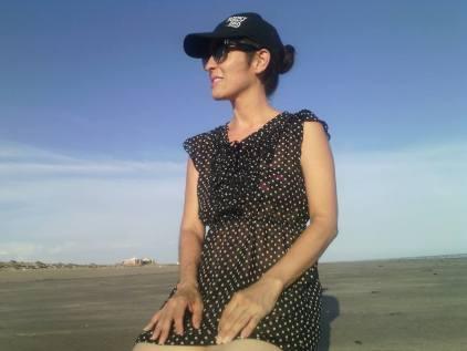 susy-playa2 Del privilegio de vivir en la playa