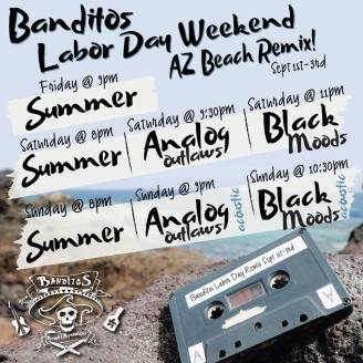 banditos-labor-day How to Labor Day Weekend in Rocky Point!