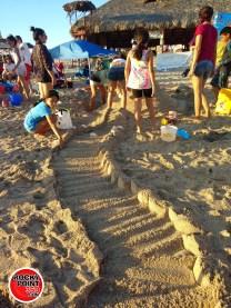 castillos-de-arena-28 Casa Hogar - 1st Sand Castle Contest